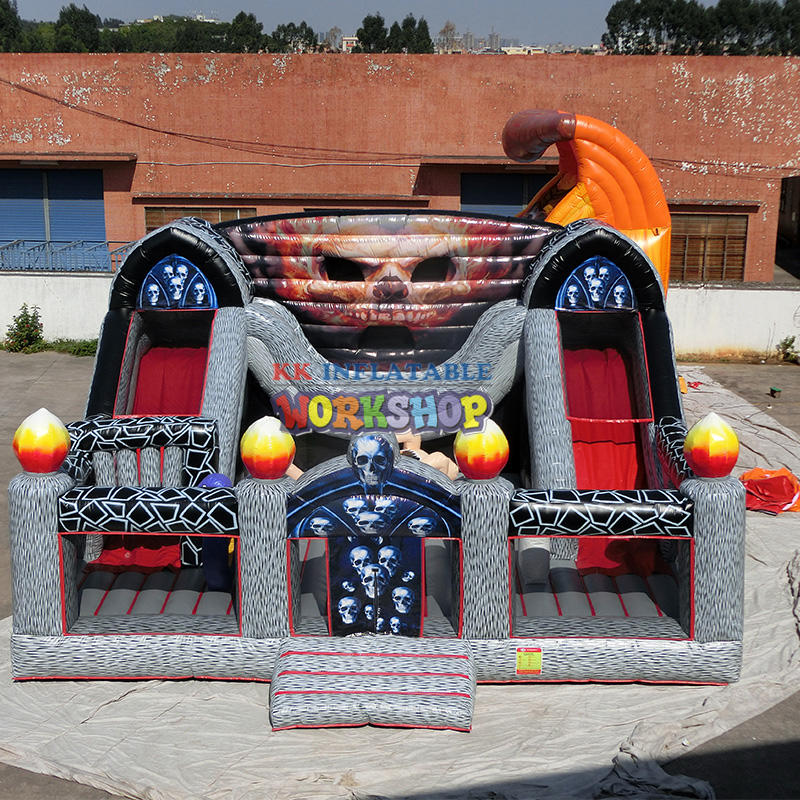 Child Pirate Inflatable Bounce Houses