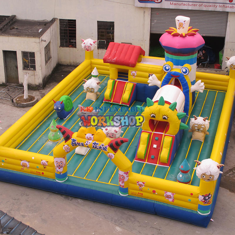 Cartoon Customized Small Inflatable Bouncer