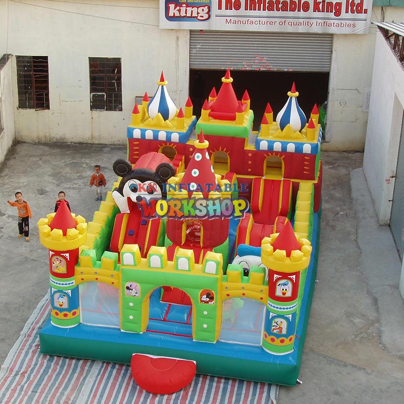 inflatable Cartoon mouse amusement park
