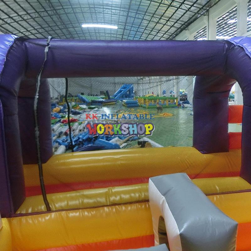 inflatable kids amusement park
