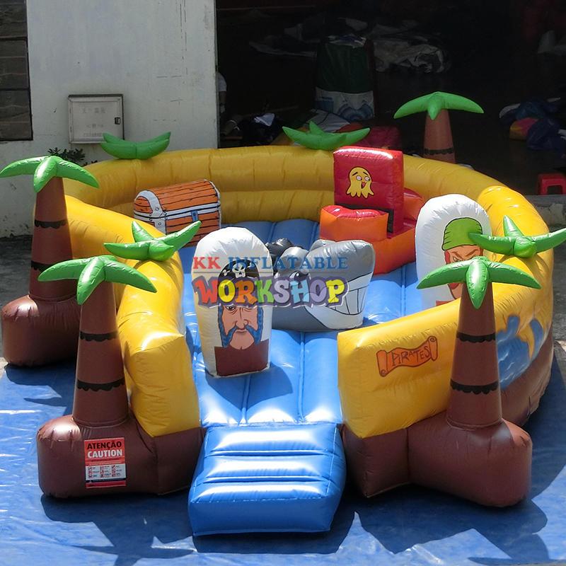 inflatable amusement park for kids