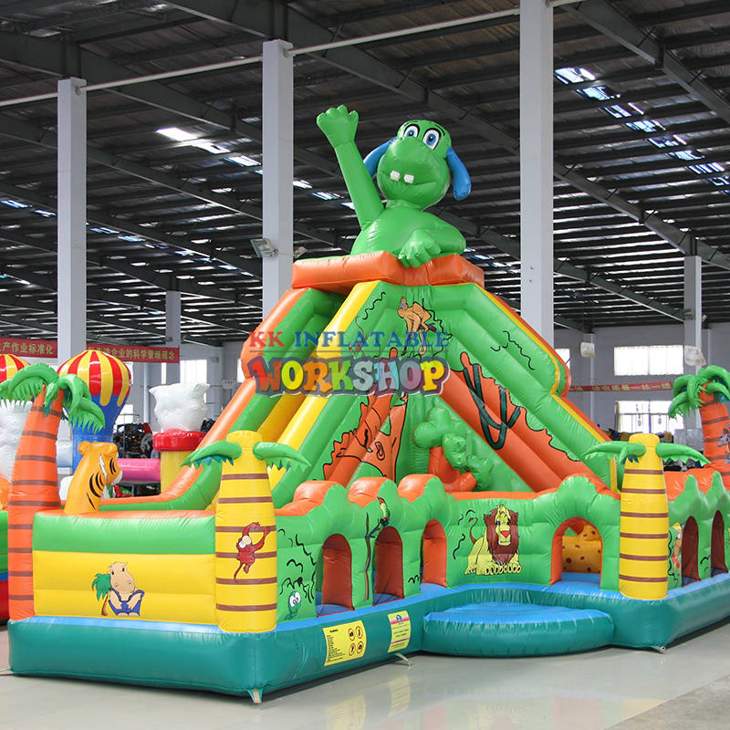 inflatable jumping bouncy castle