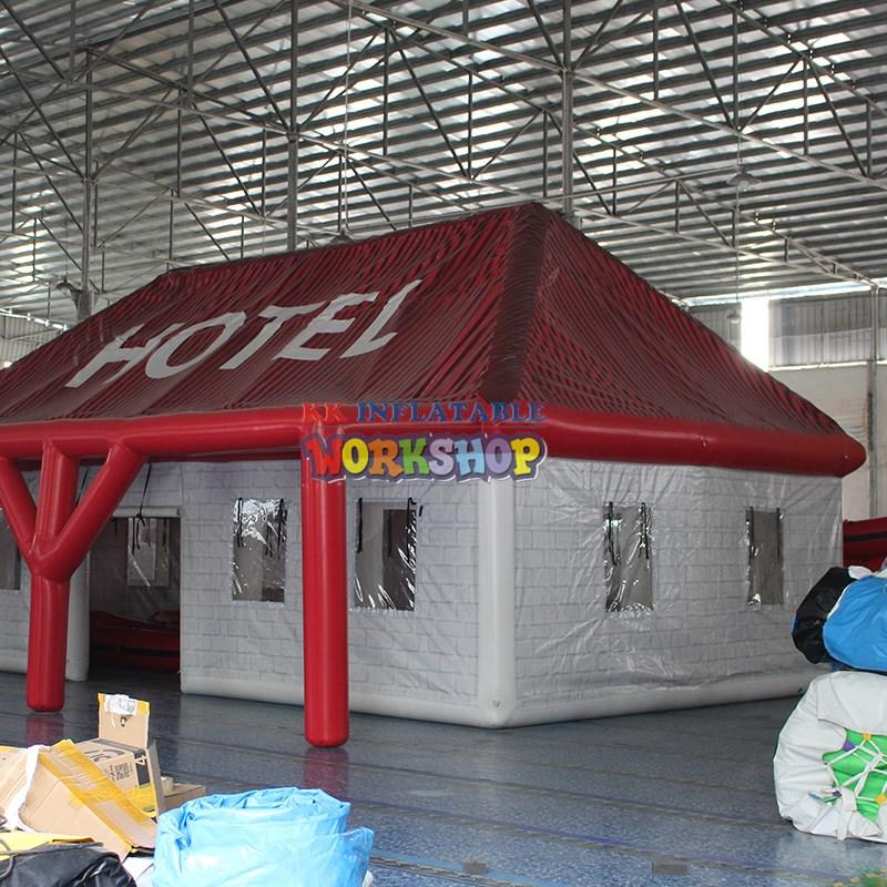 Custom event Inflatable Tent park KK INFLATABLE