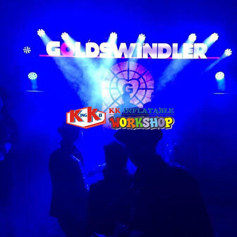 KK INFLATABLE Brand christmas blow amusement Inflatable Tent