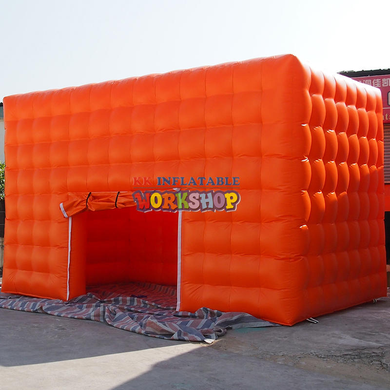 Commercial inflatable advertising tent