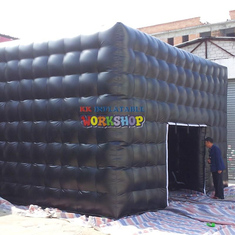 KK INFLATABLE portable inflatable dome square for ticketing house
