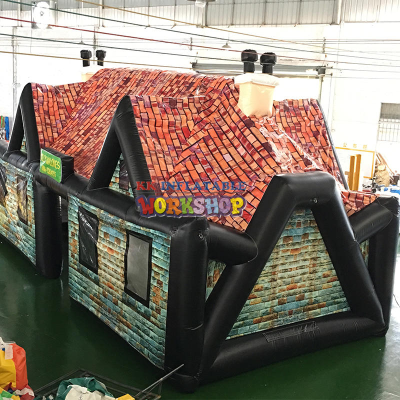 Manufacturer customized inflatable bar tent