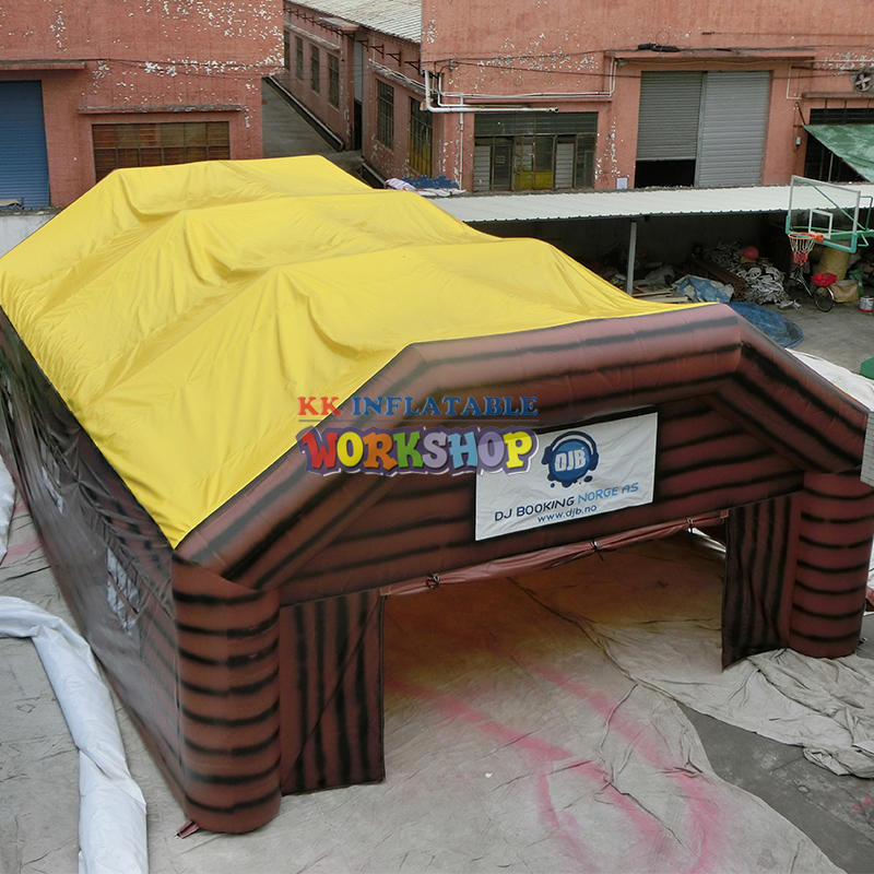 inflatable buildings portable temporary structures