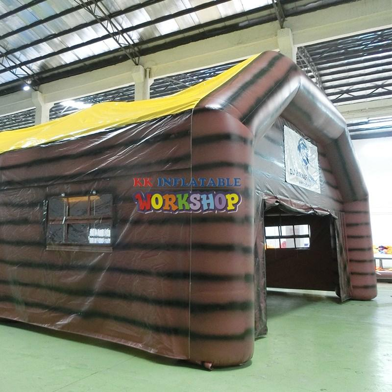 KK INFLATABLE Brand amusement inflatable pvc custom inflatable party tent