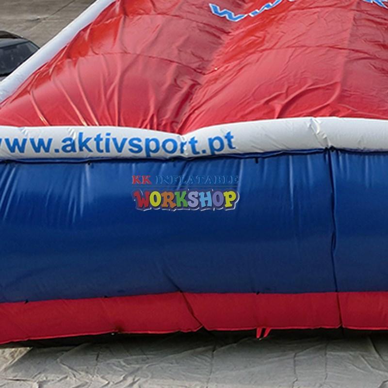 Hot produced kids climbing wall kid park KK INFLATABLE Brand