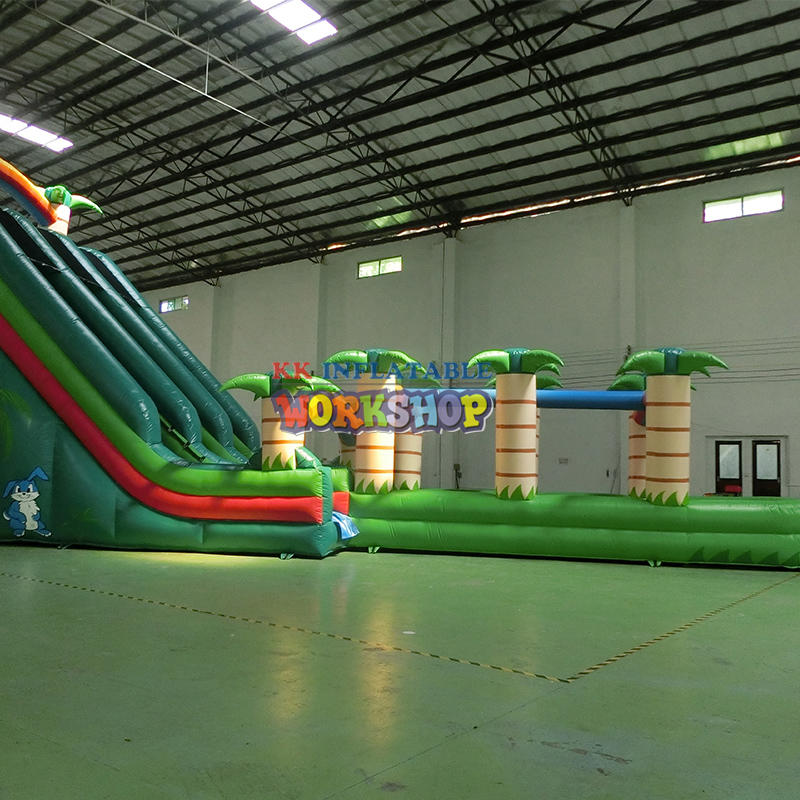 inflatable pool slides for inground pools