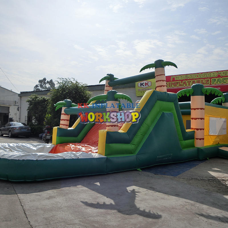 heavy duty inflatable water slides