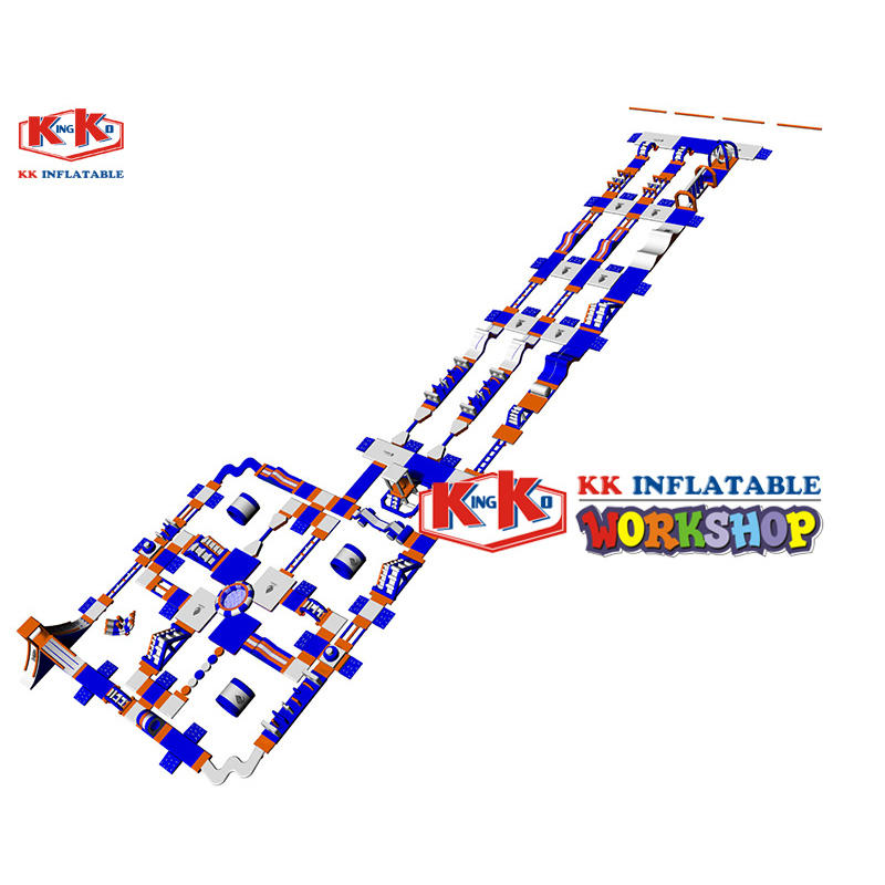 inflatable amusement parks