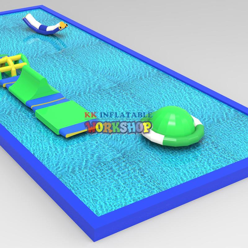 Pool Inflatable Floating Paradise