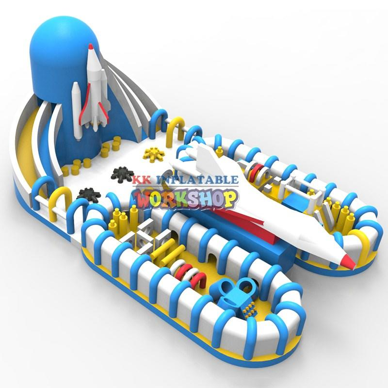 KK INFLATABLE mickey mouse moon bounce manufacturer for event