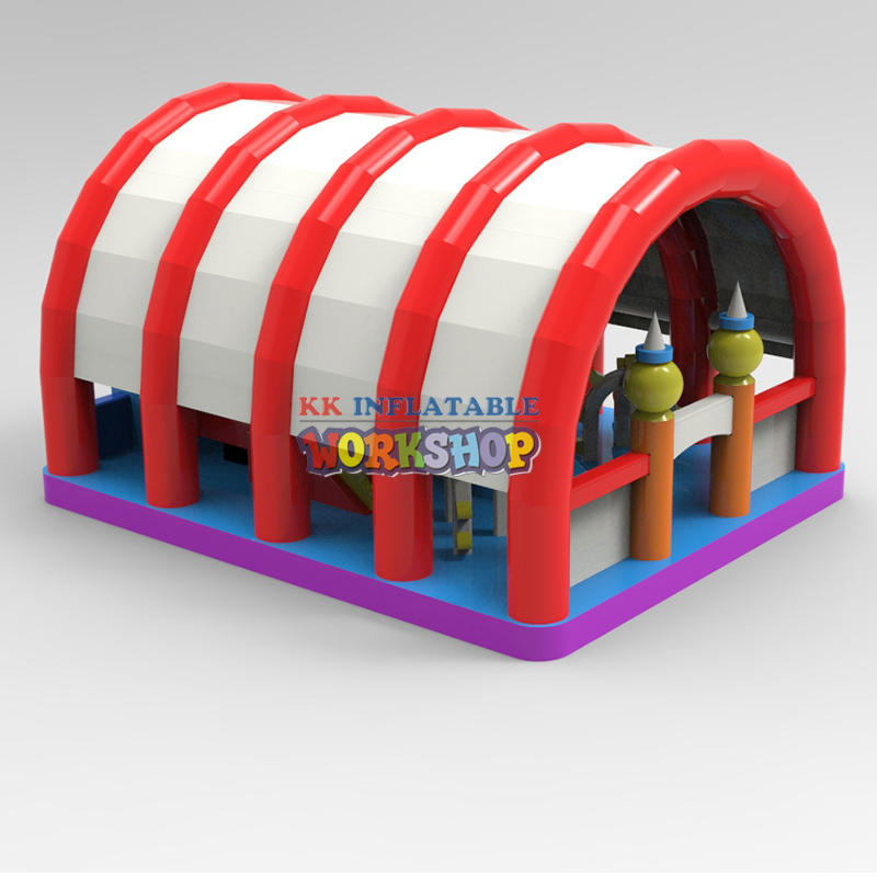 Inflatable Entertainment Castle