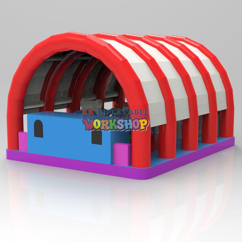 Inflatable Entertainment Castle