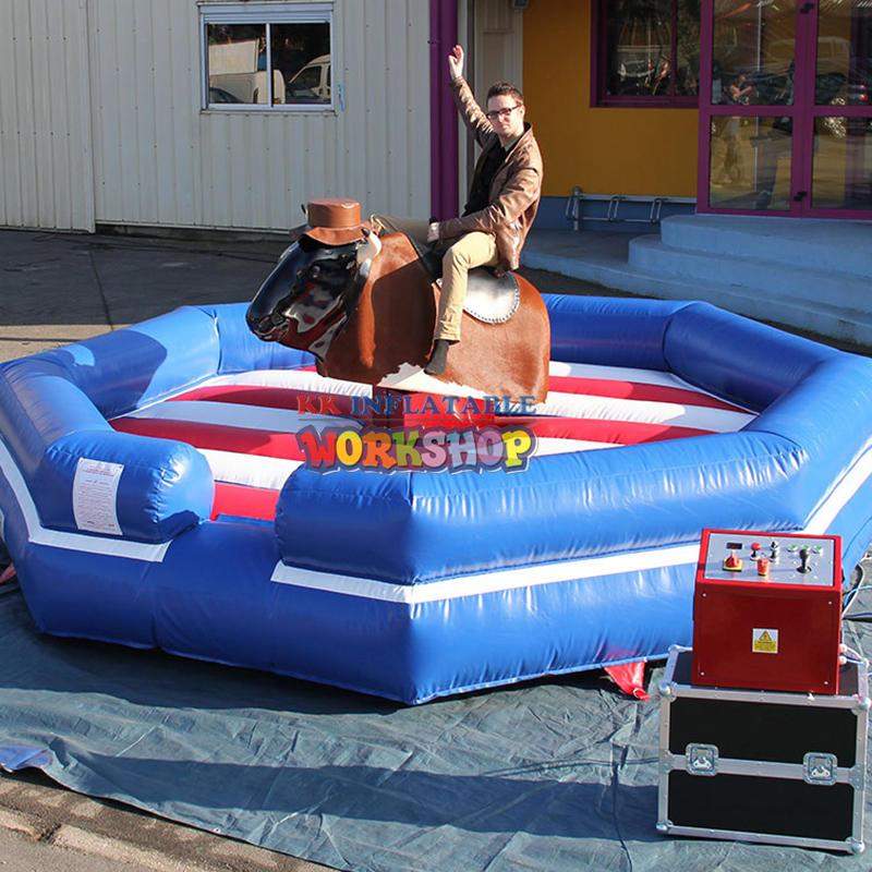 Inflatable Rodeo Hexagonale