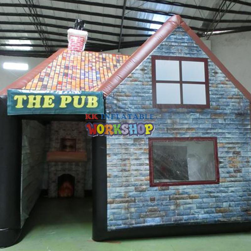 inflatable sealed pub