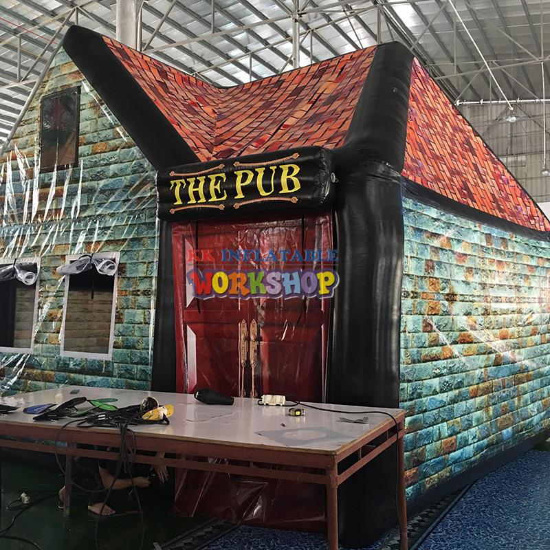 Portable airtight pub