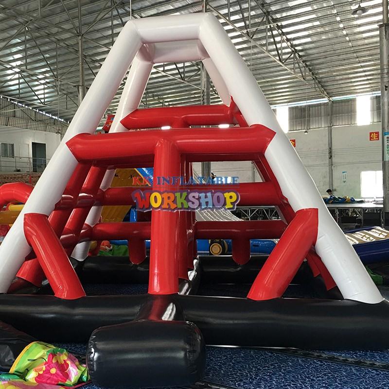 durable kids inflatable water park good quality for amusement park