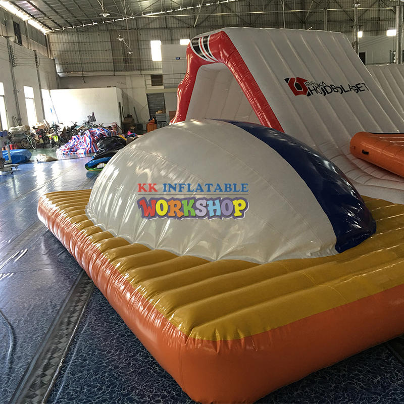 Inflatable water park floating toy