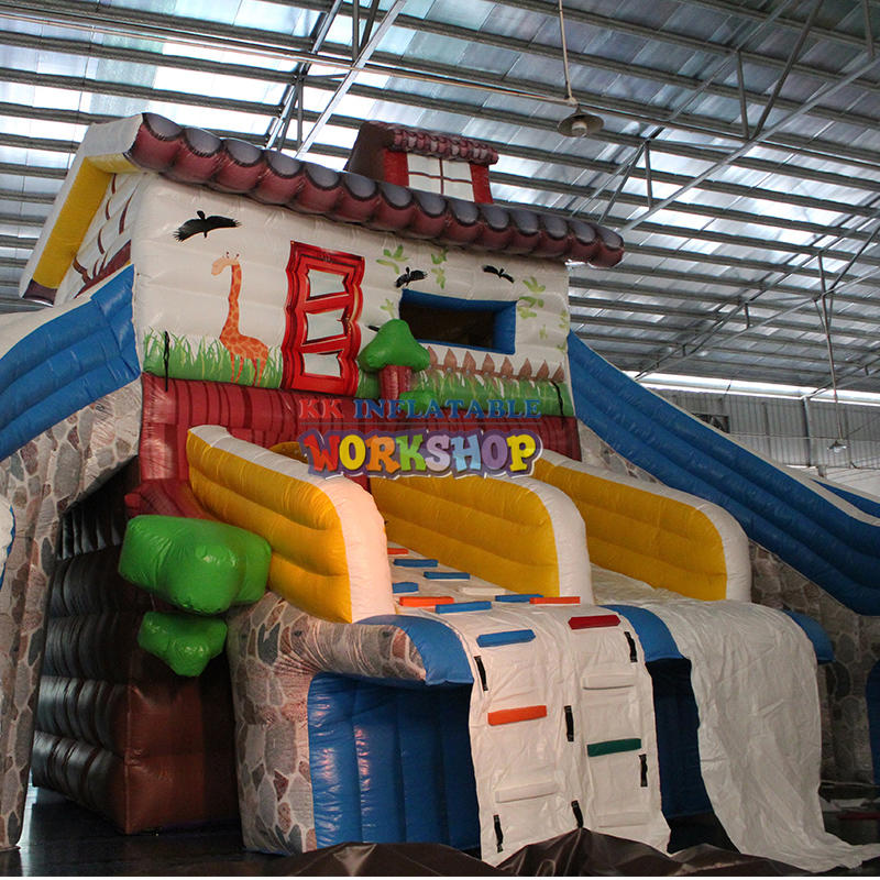 import Inflatable water slide