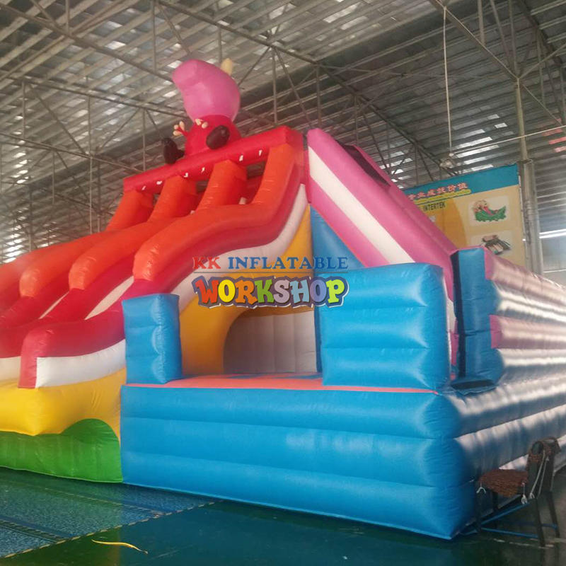 High quality inflatable water slide
