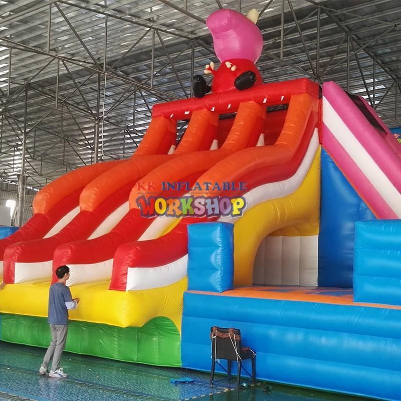 KK INFLATABLE large inflatable water parks pvc for amusement park