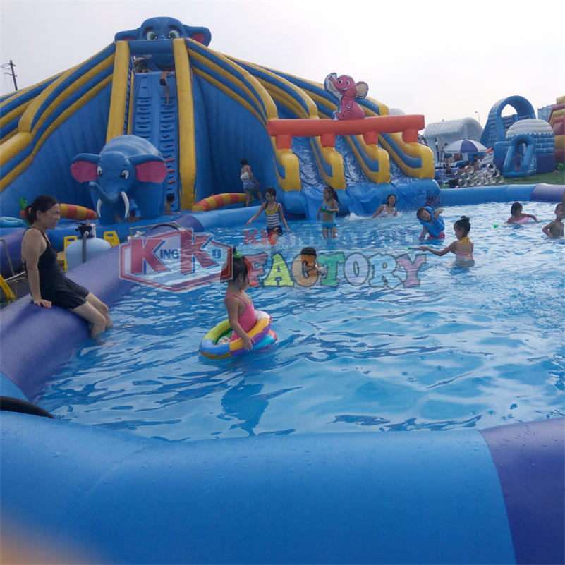 China Inflatable Water Park manufacturers