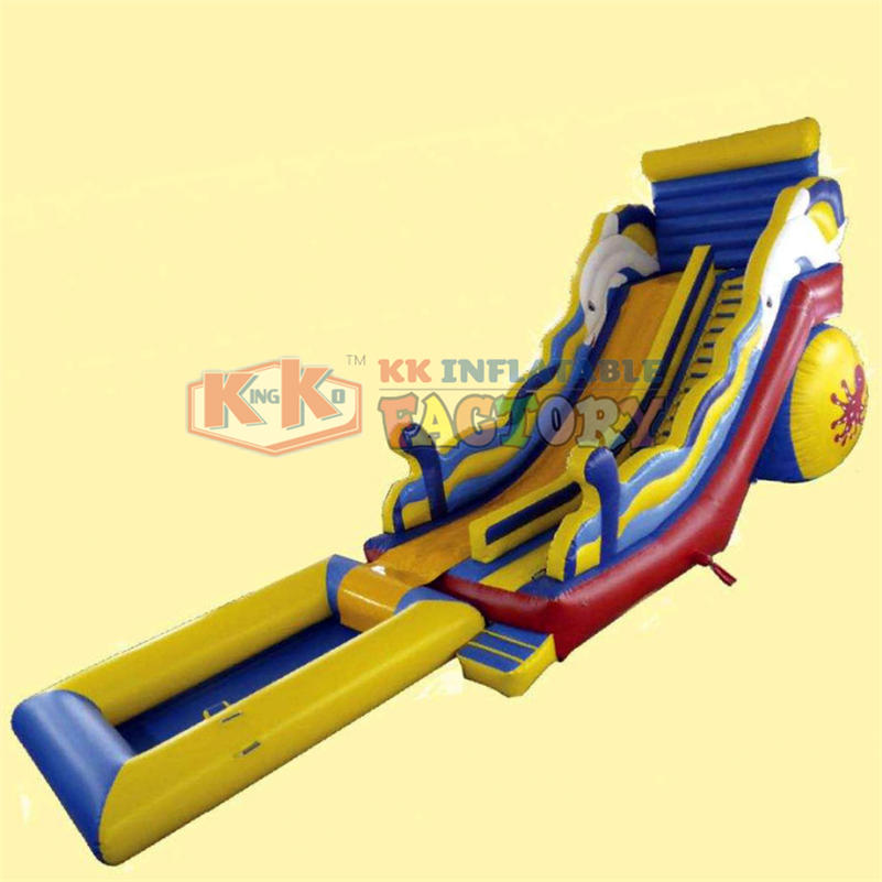 China Inflatable Water Park slide suppliers