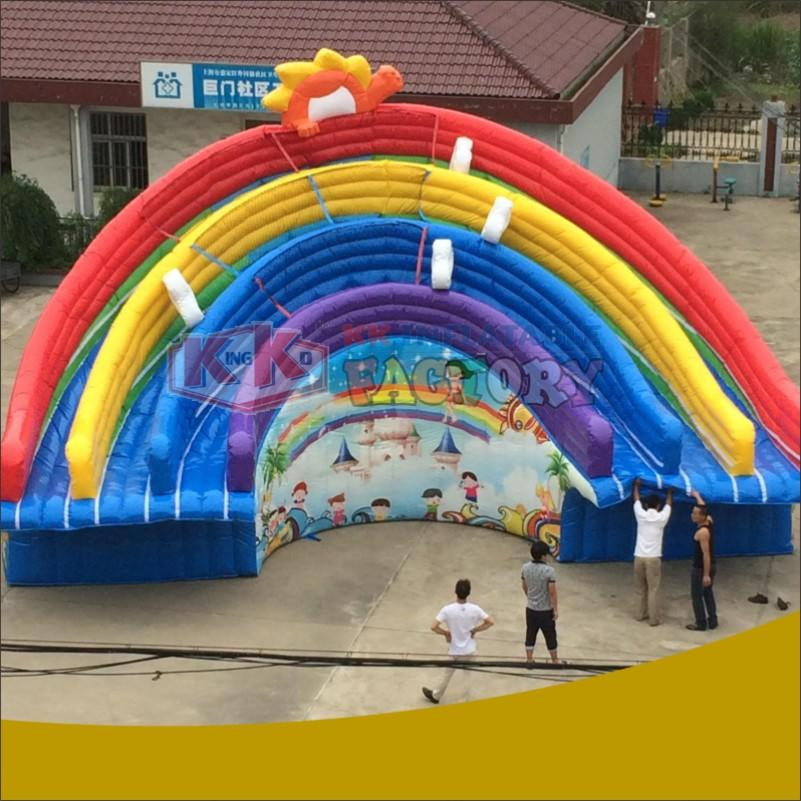 KK INFLATABLE quality for playground