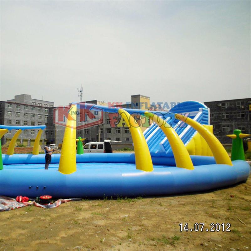 Inflatable pool paradise wholesale