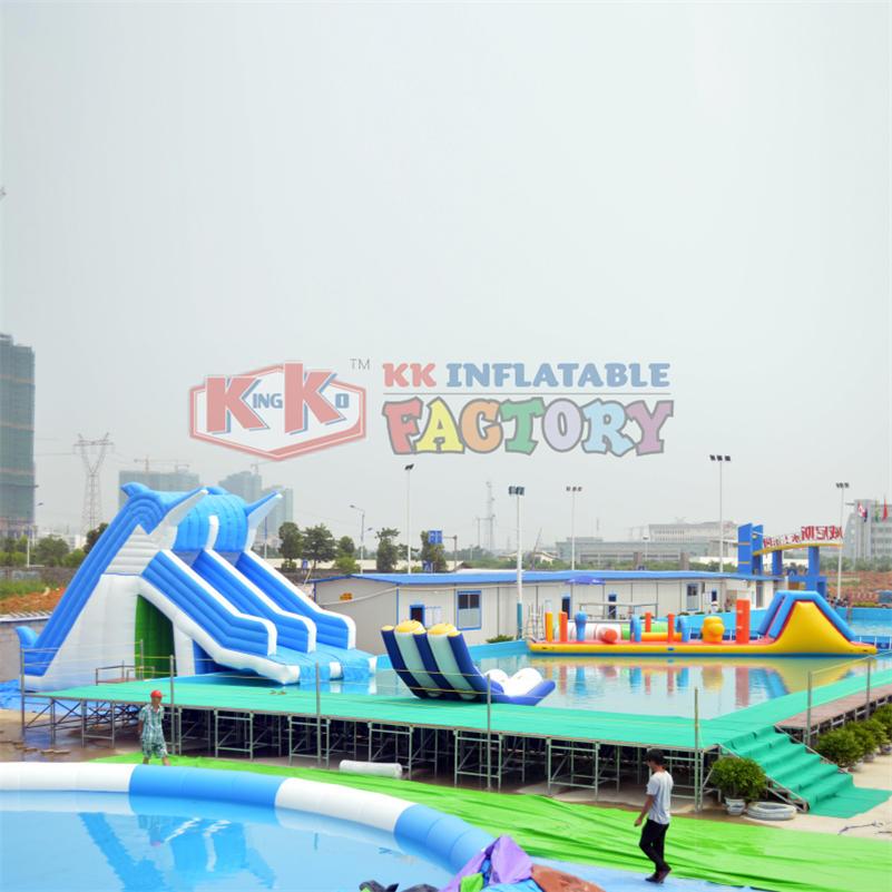 buy inflatable aqua park
