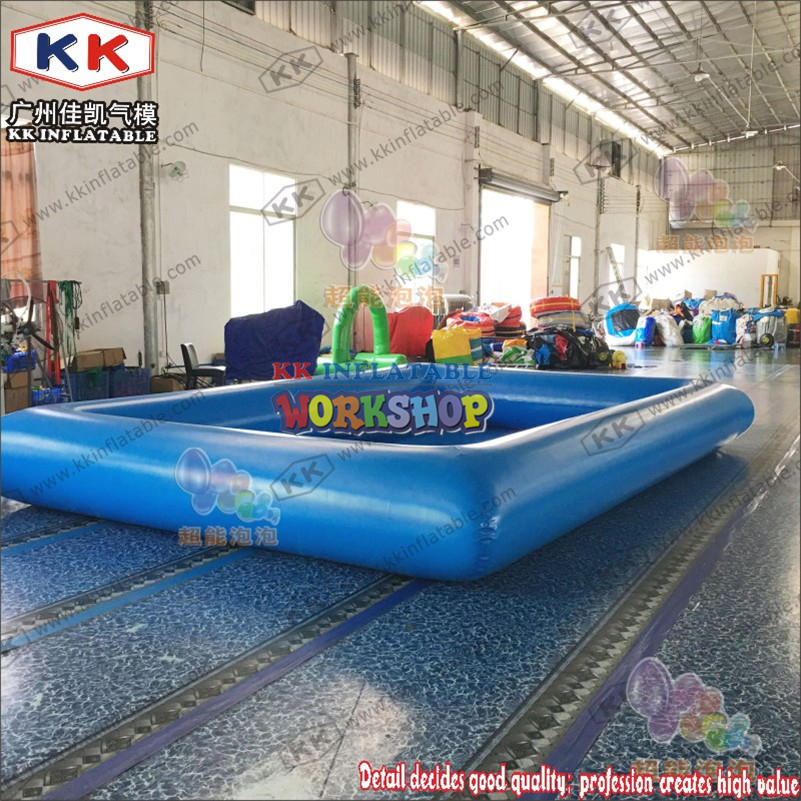 Small household inflatable pool