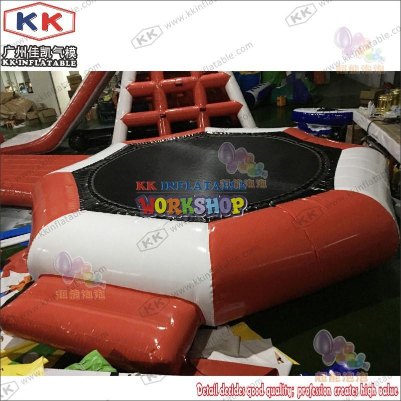 portable inflatable water toy supplier for sport games KK INFLATABLE