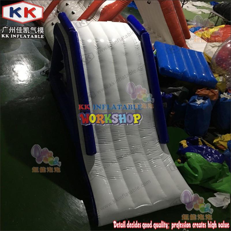 inflatable aqua slide