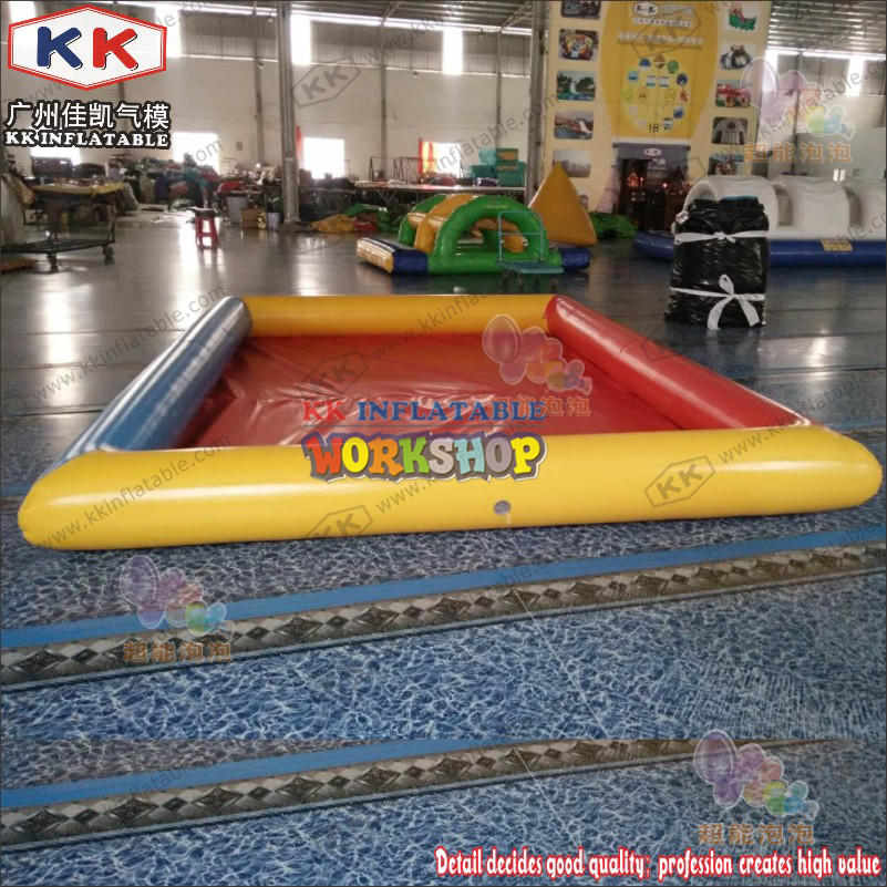 inflatable swimming pool