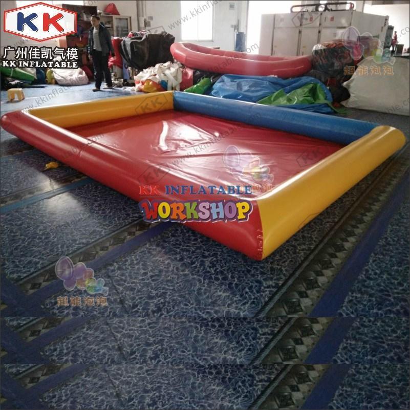 KK INFLATABLE round inflatable pool