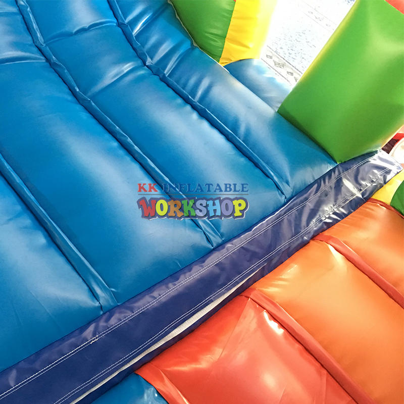 inflatable land adventure