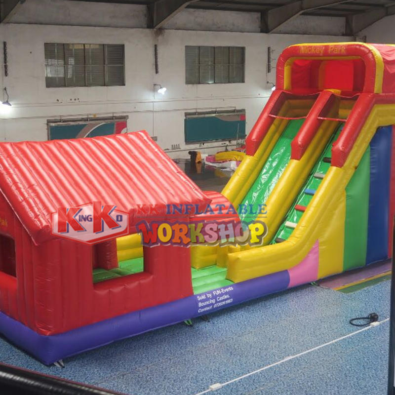 PVC Material Inflatable Bouncing Castle