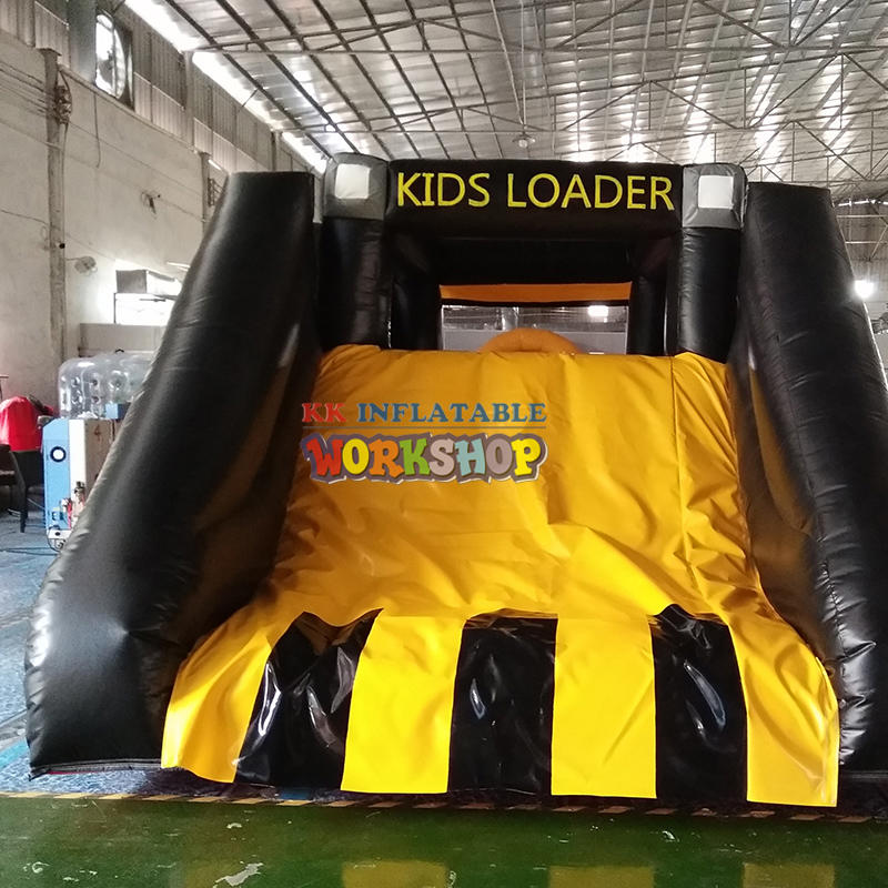 inflatable slide jumping bouncer