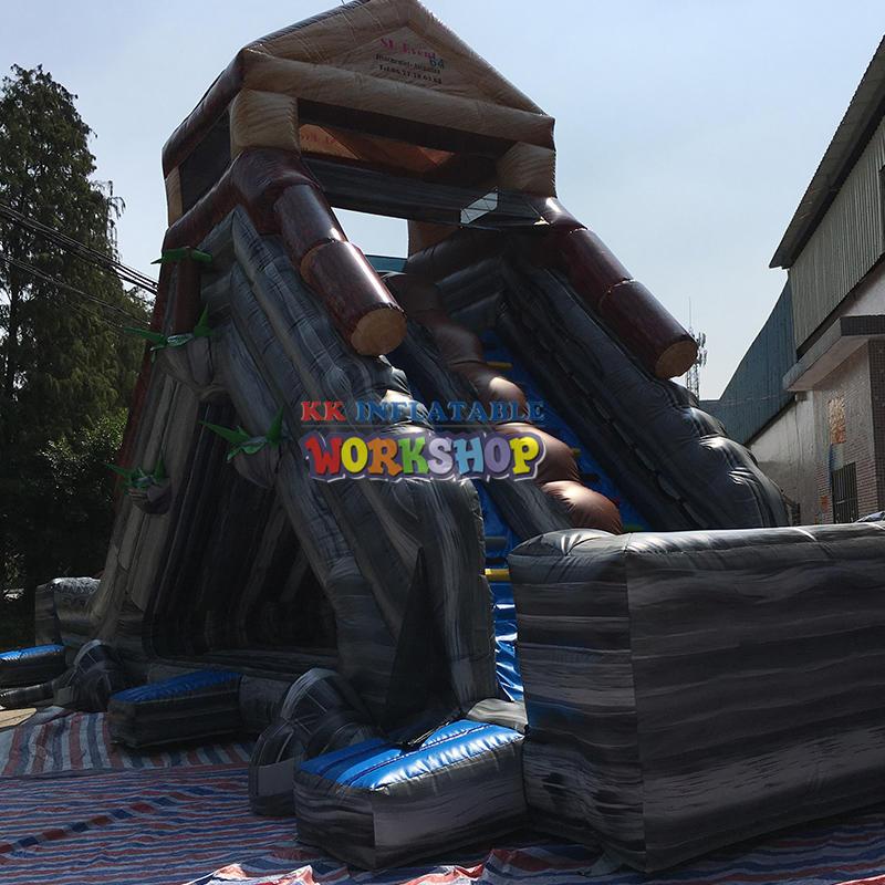 inflatable slide for kids slide