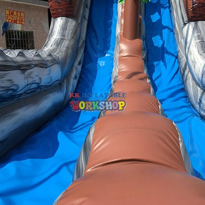 tarpaulin indoor inflatables colorful for amusement park KK INFLATABLE