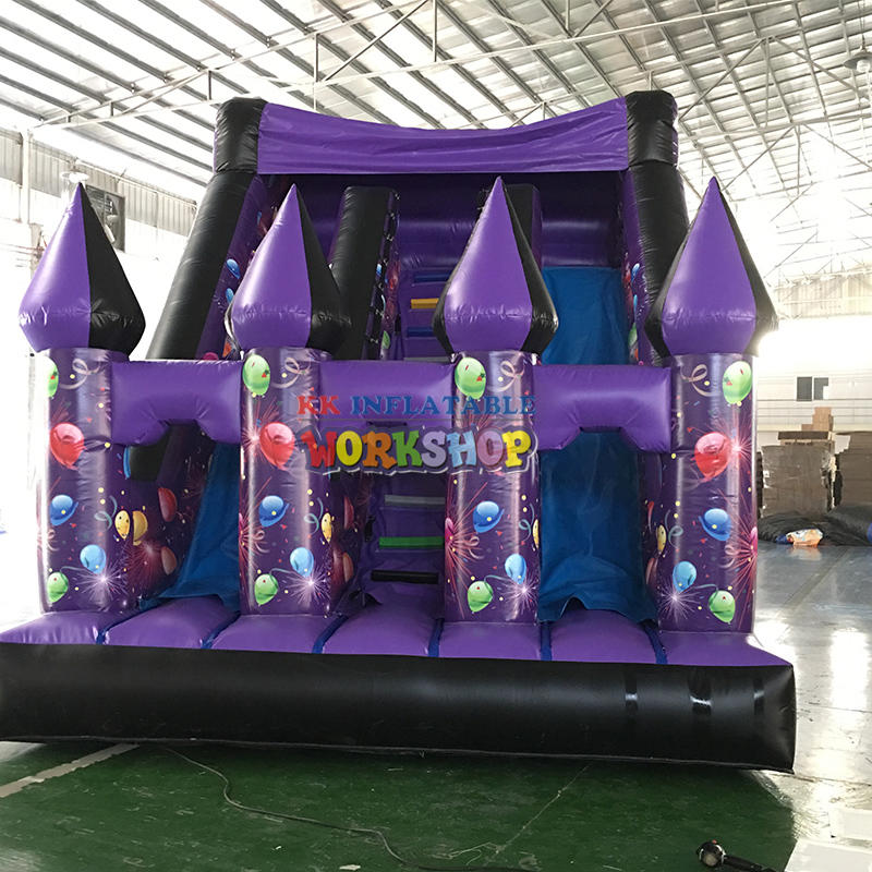 Castle Inflatable Slide