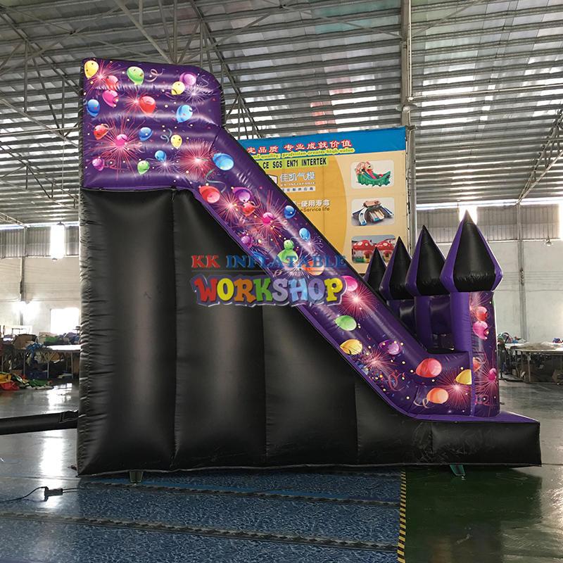 inflatable trampoline Slide
