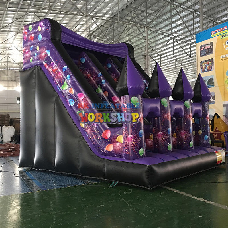 Super Attractive Inflatable  slide