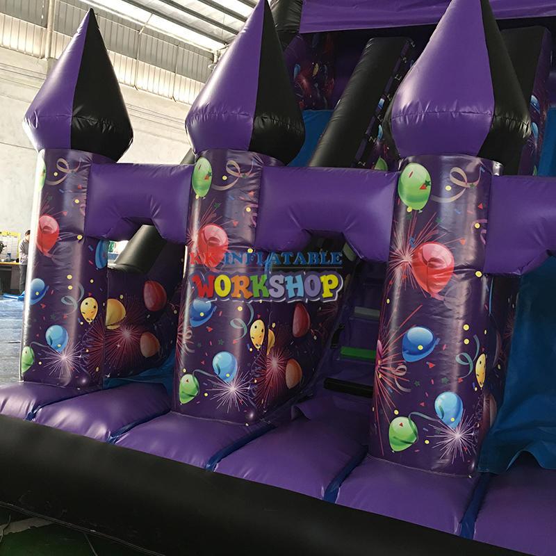 Super Attractive Inflatable  slide