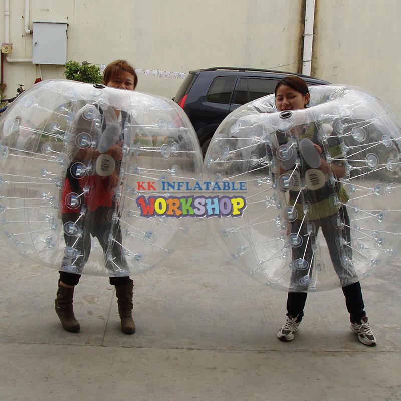 Inflatable Bubble Football Fun