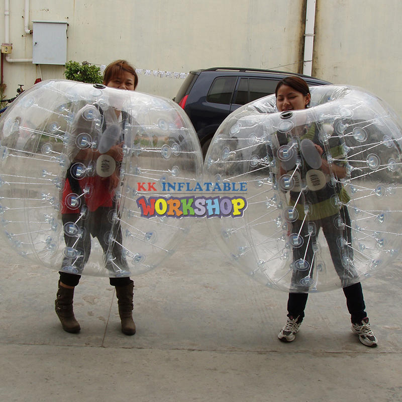 Inflatable Bubble Football Fun